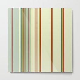 Stripes 9 Metal Print