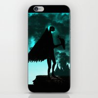 birdy iPhone & iPod Skins featuring Birdy by Fantasticvolk's Magical World