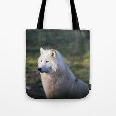 Canis Lupus Arctos II Tote Bag