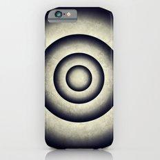 Minimal grunge 3D abstraction Slim Case iPhone 6s