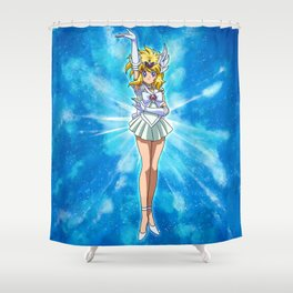 Sailor Cygnus Shower Curtain