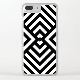 Blaxees Clear iPhone Case