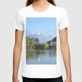 Jade Dragon Snow Mountain, Yunnan, China T-shirt