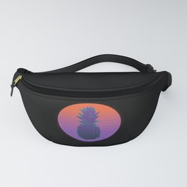 Classic Fruit Pineapple Fanny Pack