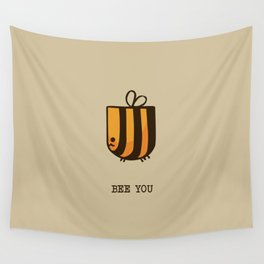 Bee You Wall Tapestry
