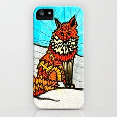 THE FOX Slim Case iPhone (5, 5s)