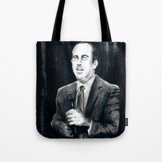 DARK COMEDIANS: Jerry Seinfeld Tote Bag