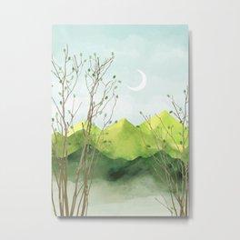 Afternoon Bloom 03 Metal Print