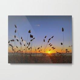 Beach sunrise of your dreams Metal Print