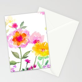 St. Mike's Garden Stationery Cards