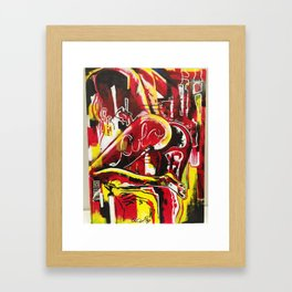 Culo Framed Art Print