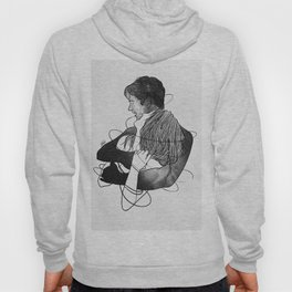 Surrounded with your deepness. Hoody