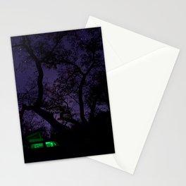 Star Lit Nights Stationery Cards