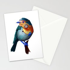 Nonorganic Sparrow Stationery Cards