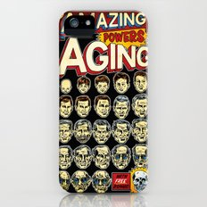 The Amazing Powers of Aging! iPhone (5, 5s) Slim Case