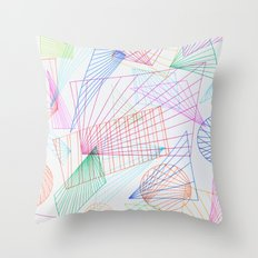 горизонт Throw Pillow