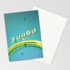 Turbo Stationery Cards