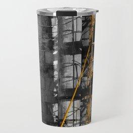 Ancient scaffold Travel Mug