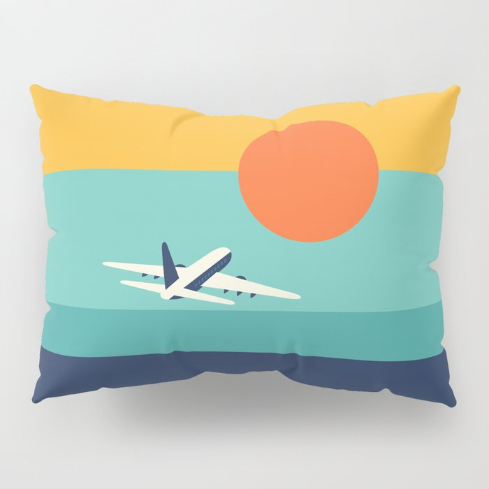 Fly Away Pillow Sham