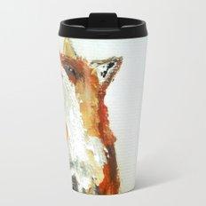 The Fox Metal Travel Mug
