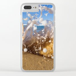 Launch Clear iPhone Case