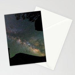 Galaxy Gazing Stationery Cards