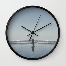 Mindless State Wall Clock