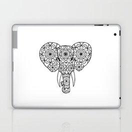 Mandala Elephant Illustration Laptop & iPad Skin