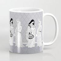 roman Mugs featuring Roman Sisters by Tom Tierney Studios