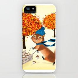 Acorn Industrialist iPhone Case