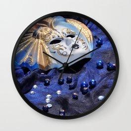 Got the blues Wall Clock