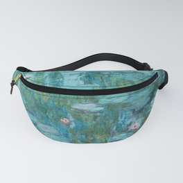 Monet - Water Lilies Fanny Pack