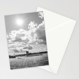 Shimmering 2k Stationery Cards
