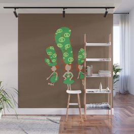 cactus mini Wall Mural