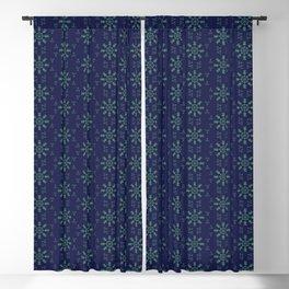 Nordic pattern Blackout Curtain
