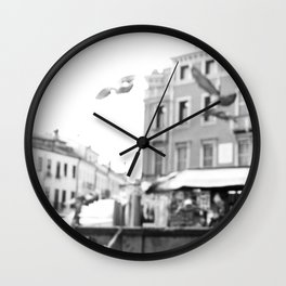Padova vola Wall Clock