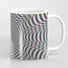 Psychedelic Web Coffee Mug