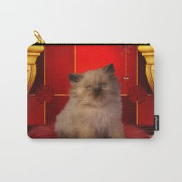 Cute little kitten Carry-All Pouch