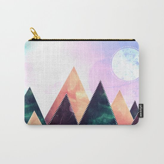 Sunrise of the moon Carry-All Pouch