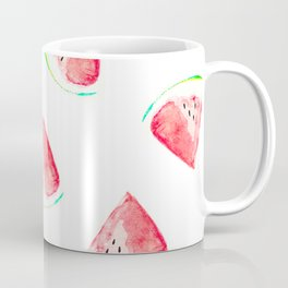 watermelon slice print Coffee Mug