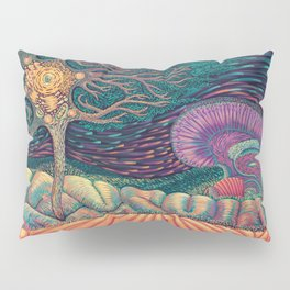 01 - Brain Forest Pillow Sham