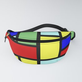 Colorful pattern Fanny Pack