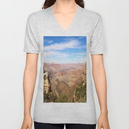 South Rim Grand Canyon Unisex V-Neck
