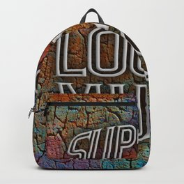 Support Local Music Backpack