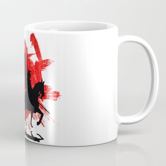 Japan Samurai Coffee Mug