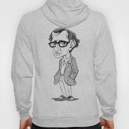 Woody Allen Angst Hoody