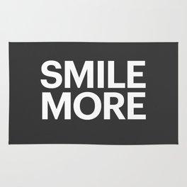 Smile More Rug