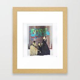 wdtg Framed Art Print