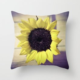 Let the Sun In Throw Pillow