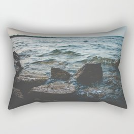 Hell or High Water Rectangular Pillow